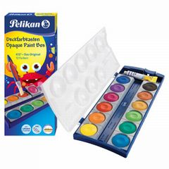 Farbkasten 735K mit 12 Farben