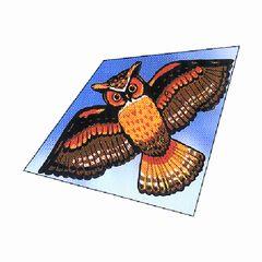 Drachen Eule 65*92