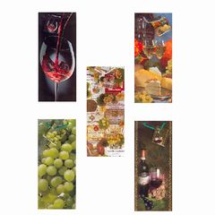 Flaschentüte Jumbo Weinmotive