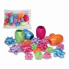 Geschenkband-Set Multicolor