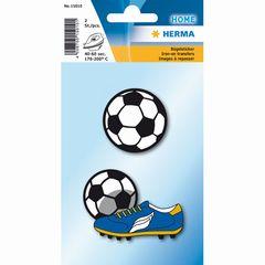 Bügelbilder Fußball