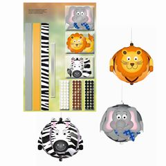 Funny Paper Balls Wildtiere