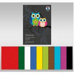 Fotokarton-Block A4, 10 Blatt
