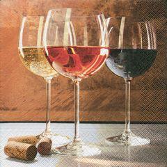 Serviette World of wine