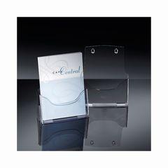 Tischprospekthalter A4 1 Fach Acryl
