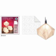 Designpapier Faltblätter Lumina