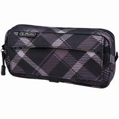 Faulenzer-Etui mit 2 Außentaschen