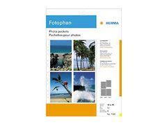 Fotoeinlageblatt A4 fotophan weiß
