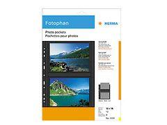 Fotoeinlageblatt A4 fotophan