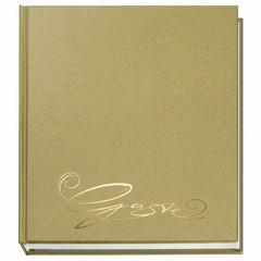 Gästebuch CLASSIC gold