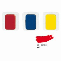 Aquarell-Ersatzfarbe echtrot