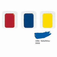 Aquarell-Ersatzfarbe kobaltblau