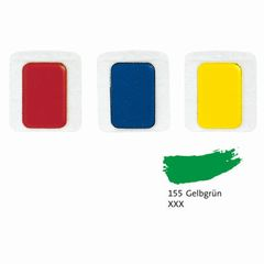 Aquarell-Ersatzfarbe gelbgrün
