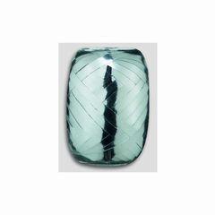Ringelband Eiknäuel metallic silber