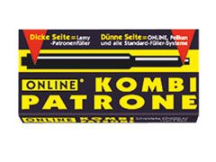 Kombi-Tintenpatrone schwarz