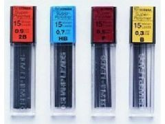 Feinminen ecobra 0,5mm 2B