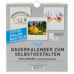 Bastelkalender 24*21,5cm