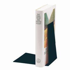 Buchstütze 12,5*14*14,5cm schwarz