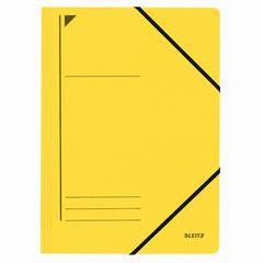 Eckspanner A4 gelb