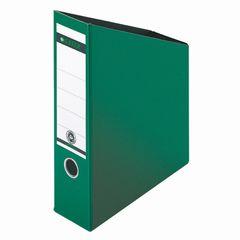 Stehsammler A4 Hartpappe grün