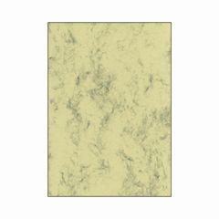 Designpapier Marmor beige A4