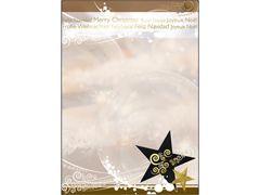 Weihnachts-Motiv-Papier ALLURE