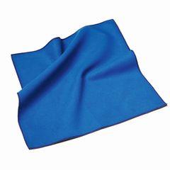 Mikrofasertuch Delta blau