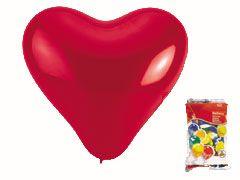 Luftballon HERZ groß