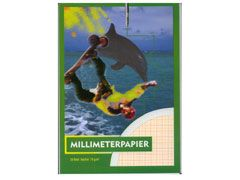 Millimeterpapier A4
