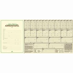 Ahnentafel 1-31 A3/A4