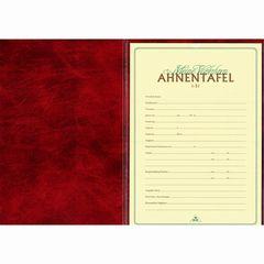 Ahnentafel mit Mappe A4