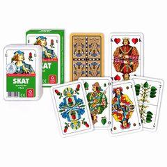 Skat Deutsches Blatt Kartenspiel