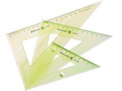 Dreieck 60° 26cm grün