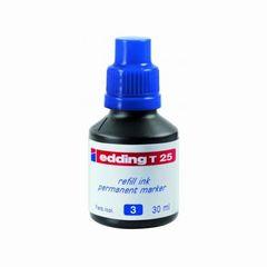 Nachfüll-Tusche edding T25 blau