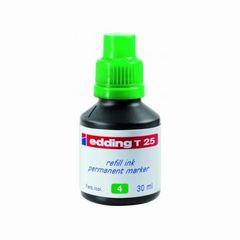 Nachfüll-Tusche edding T25 grün