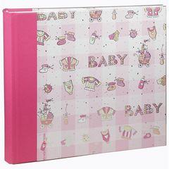 Babyalbum Babyland rosa 22,5*19cm