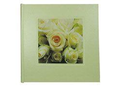 Gästebuch Hochzeit Weiße Rosen