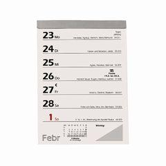 Abreißkalender Woche 105*150mm