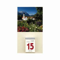 Bildrückwand f. Tagesabreißkalender