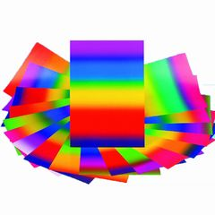 Tonkarton Regenbogen 50*70 cm