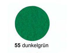 Moosgummi 20*30cm dunkelgrün