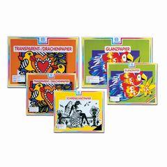 Transparentpapier A4 10 Farben sort