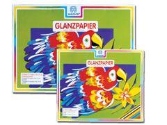 Glanzpapier gummiert A4