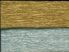 Krepp gold 50*250cm