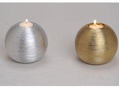 Teelichthalter Keramik 11cm