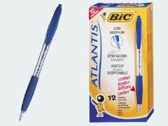 Kugelschreiber BIC Atlantis schwarz