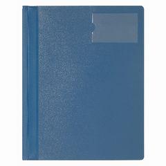 Aktensammler A4 blau Kunststoff