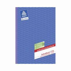 Aufmaßbuch A4